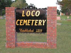 Loco Cemetery