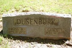 Grace Y Dusenbury