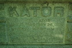 George Kator