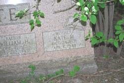 Kate M <I>Lowe</I> White