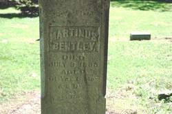 Martinus Bentley