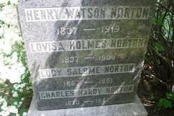Henry Watson Norton