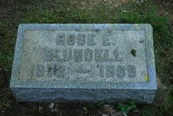 Rose E Blundell