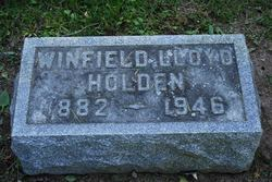 Winfield Lloyd Holden