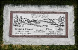 Dinah Evans