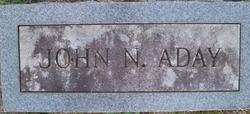 John Nicholas Aday