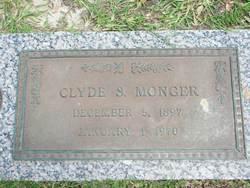 Clyde Stewart Monger