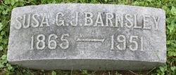 Susa Griffith <I>Jones</I> Barnsley