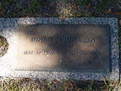 Eunice <I>Barnes</I> Morgan