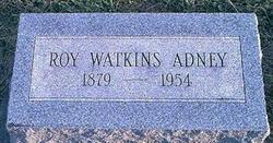 Roy Watkins Adney