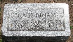 Ira J. Binam