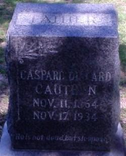 Caspard Dillard Cauthen