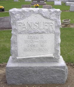 Adam R. Fansler