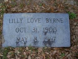 Lilly Love Byrne