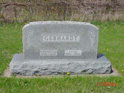 Anna <I>Schroeder</I> Gebhardt