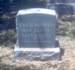 Finch Burriss