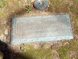 Anna <I>Barnklau</I> Adelmann