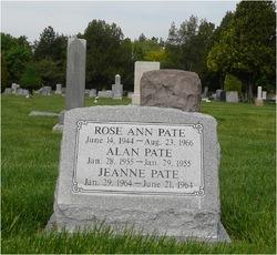 Rose Ann Pate