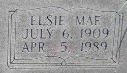 Elsie Mae Martin