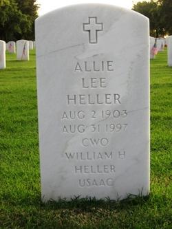 Allie Lee Heller