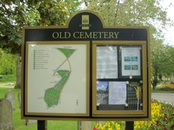 Old Ipswich Cemetery