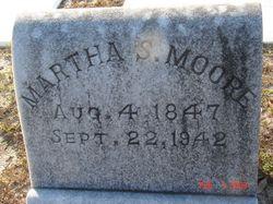 Martha Sirmans <I>Strickland</I> Moore