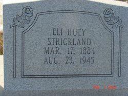 Eli Huey Strickland
