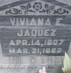 Viviana E <I>Estrada</I> Jaquez