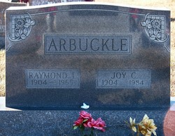 Joy C. <I>Graves</I> Arbuckle
