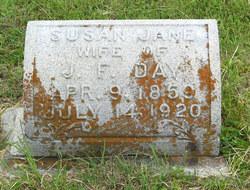 Susan Jane <I>Smith</I> Day