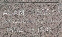 CPL Adam Henry Bock
