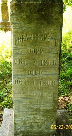 Abraham Bennett
