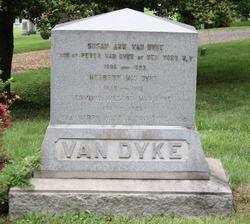 Harry Weston Van Dyke