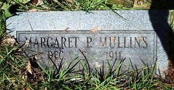 Margaret <I>Praytor</I> Mullins
