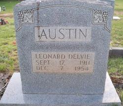 Leonard Delvie Austin