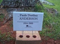Paule Dorthea Anderson