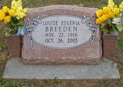 Louise Eugenia Breeden