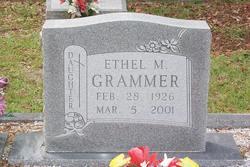 Ethel M. <I>Starling</I> Grammer