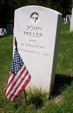 PVT John Miller