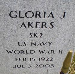 Gloria June <I>Bach</I> Akers