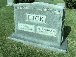 Alexander Hunter Dick