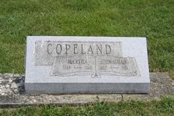 Martha Ann <I>Botkin</I> Copeland