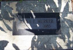 Anna E. <I>Dorion</I> Murker
