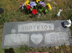 Anna Lee <I>Ready</I> Anderson