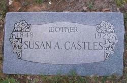 Susan Ann <I>Chennault</I> Castles