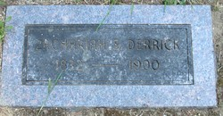 Zachariah S. Derrick