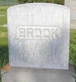 Jennie May Brock