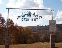 Lower Wharton Creek Cemetery