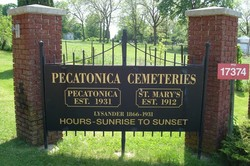 Pecatonica Cemetery