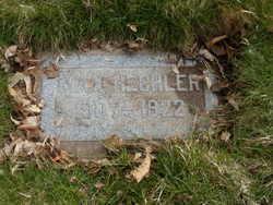 Franz Maxwell Hechler